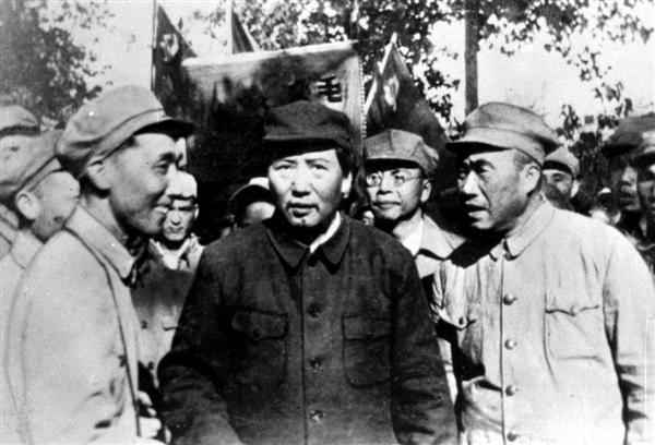 中国共産党、分裂解体へ